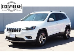 2019 Jeep Cherokee LIMITED FWD Sport Utility for sale in Kerrville, TX
