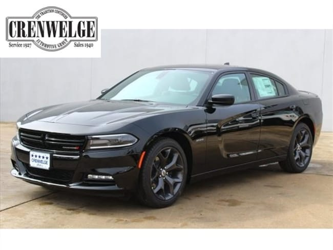 New 2018 Dodge Charger R/T RWD Sedan For Sale Kerrville, TX