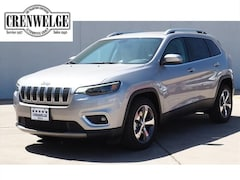 2019 Jeep Cherokee LIMITED FWD Sport Utility for sale in Kerrville, TX near St. Antonio