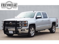 Used Vehicles  2014 Chevrolet Silverado 1500 LT Truck Crew Cab EG261598 for sale in Kerrville near Boerne, TX