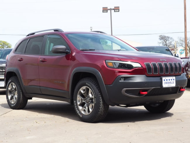 New 2019 Jeep Cherokee For Sale Kerrville, TX | Stock ...