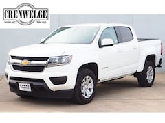 Used Vehicles  2018 Chevrolet Colorado LT Truck Crew Cab 1GCGSCEN6J1123974 for sale in Kerrville near Boerne, TX