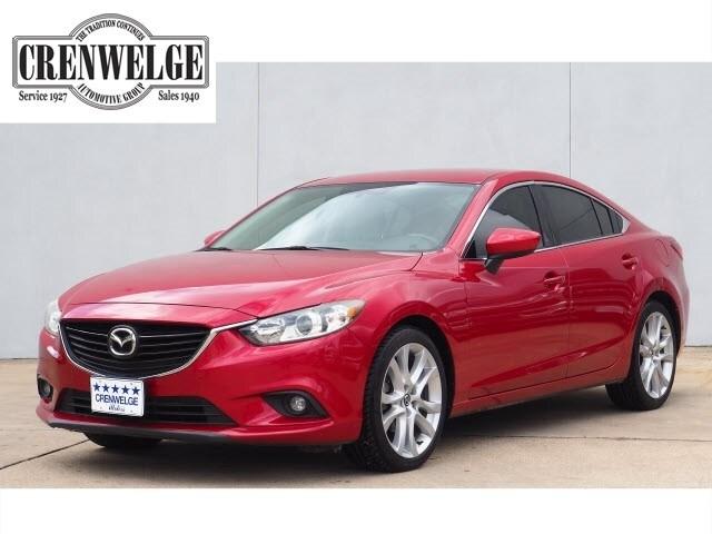 Used 2014 Mazda Mazda6 I Touring Sedan For Sale Kerrville, TX