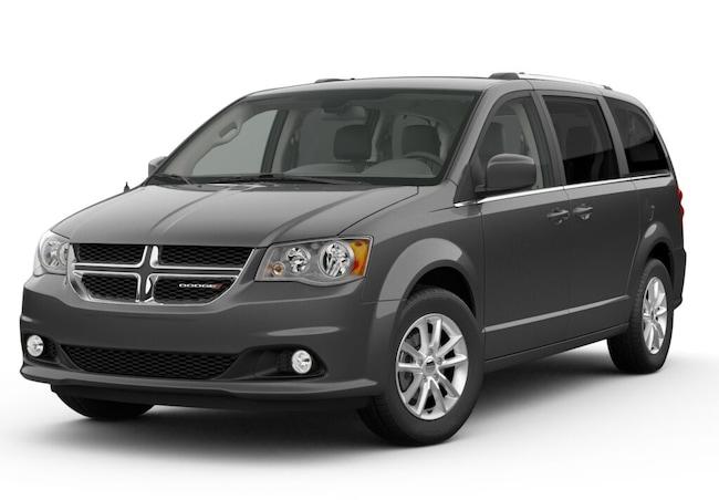 New 2019 Dodge Grand Caravan SXT Passenger Van For Sale Kerrville, TX