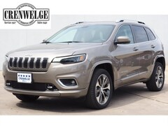 2019 Jeep Cherokee OVERLAND 4X4 Sport Utility for sale in Kerrville, TX near St. Antonio