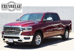 2019 Ram 1500 LARAMIE CREW CAB 4X2 5'7 BOX Crew Cab for sale in Kerrville near Boerne, TX