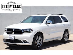 2018 Dodge Durango CITADEL ANODIZED PLATINUM AWD Sport Utility for sale in Kerrville, TX