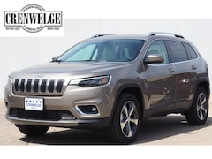 2019 Jeep Cherokee LIMITED 4X4 Sport Utility for sale in Kerrville, TX