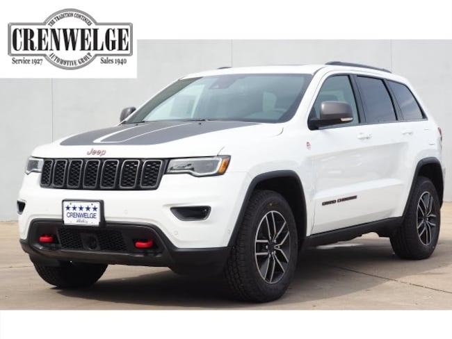New 2019 Jeep Grand Cherokee For Sale Kerrville Tx
