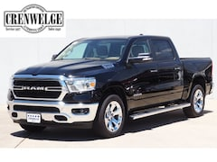 2019 Ram 1500 BIG HORN / LONE STAR CREW CAB 4X2 5'7 BOX Crew Cab for sale in Kerrville, TX