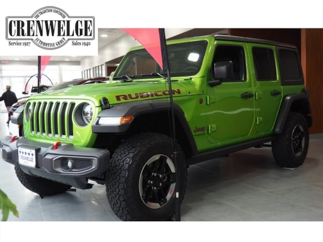 New 2019 Jeep Wrangler UNLIMITED RUBICON 4X4 Sport Utility For Sale Kerrville, TX