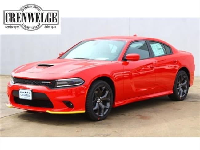 New 2018 Dodge Charger SXT PLUS RWD Sedan For Sale Kerrville, TX