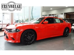2019 Dodge Charger SCAT PACK RWD Sedan for sale in Kerrville, TX