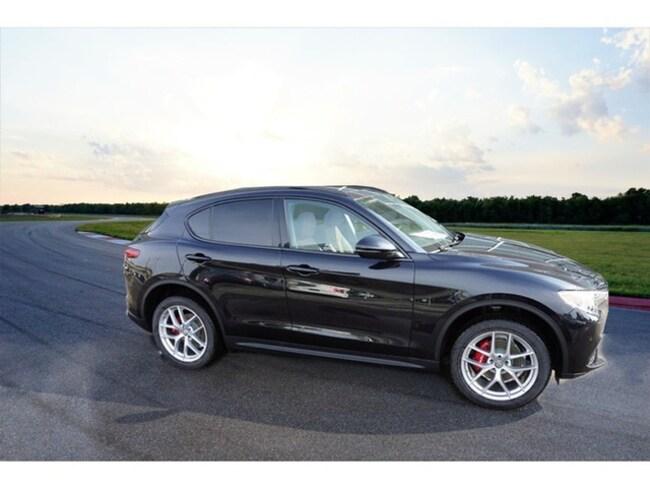 New 2019 Alfa Romeo Stelvio For Sale At Crescent City Maserati Vin