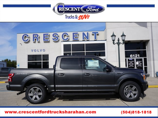 2018 Ford F-150 XLT 2WD 5.5 Box Supercrew