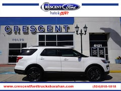 New 2019 Ford Explorer XLT SUV Harahan, LA