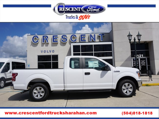 New 2018 Ford F-150 XL Truck Harahan, LA