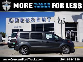 2019 Ford Transit Connect Titanium LWB Van