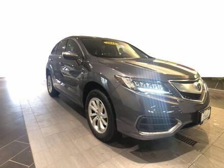 2018 Acura RDX V6 AWD SUV