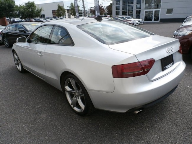 Used 2010 Audi A5 For Sale at Crest Acura | VIN
