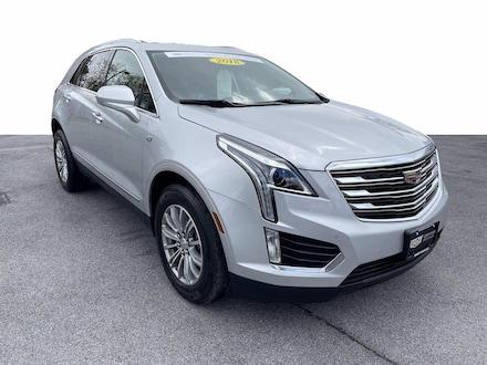 2018 CADILLAC XT5 Luxury SUV