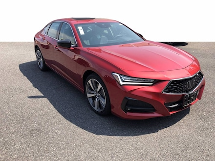 2021 Acura TLX with Advance Package FWD w/Advance Package