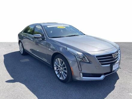 2018 CADILLAC CT6 3.6L Luxury Sedan