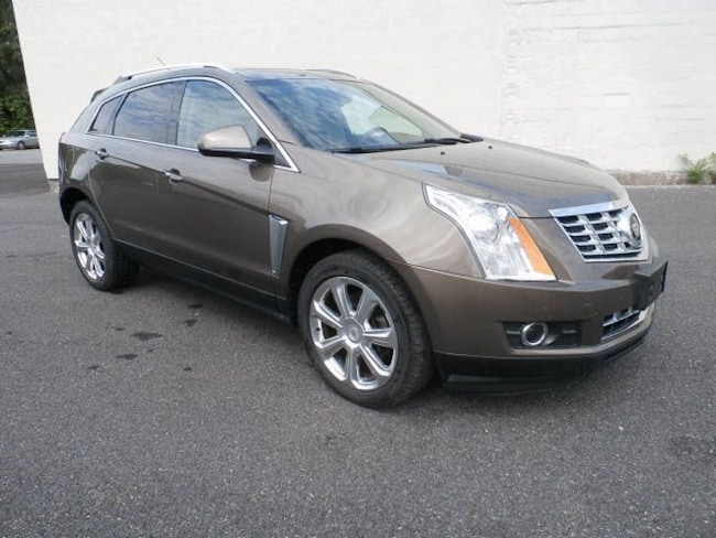 Used 2015 Cadillac Srx For Sale Syracuse Ny
