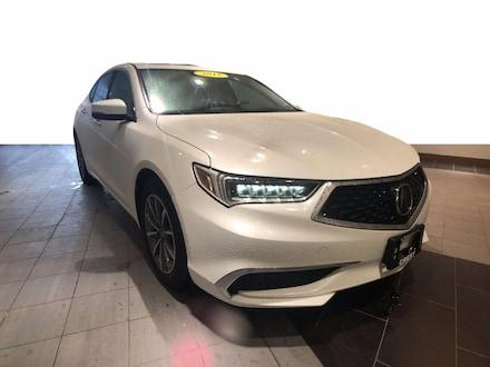 2018 Acura TLX 2.4L Tech Pkg Sedan