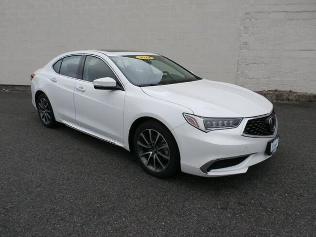2018 Acura TLX 3.5L Tech Pkg Sedan