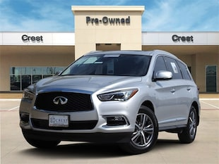 2020 INFINITI QX60 Luxe Essential Certified SUV