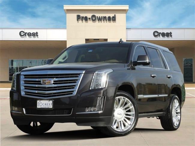 2016 CADILLAC Escalade Platinum Edition SUV