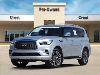 2019 INFINITI QX80 Luxe 4WD Theater W/ Sensory Package Certified SUV