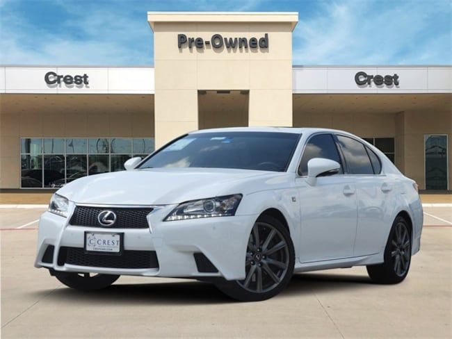 2015 LEXUS GS 350 F Sport Sedan