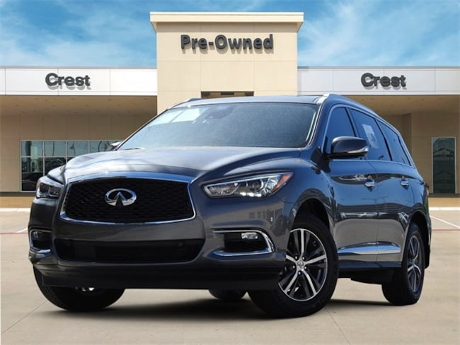 2020 INFINITI QX60 Luxe Essential Pro-Assist Certified SUV
