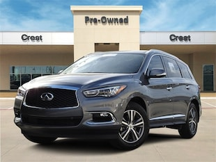 2020 INFINITI QX60 Luxe Essential Pro-Assist Theater Certified SUV