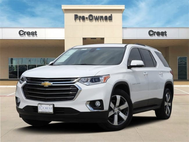 2018 Chevrolet Traverse LT Leather Leather SUV