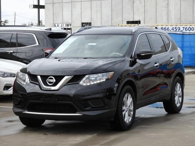 2015 Nissan Rogue S SUV
