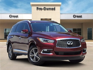 2020 INFINITI QX60 Luxe Essential Certified SUV