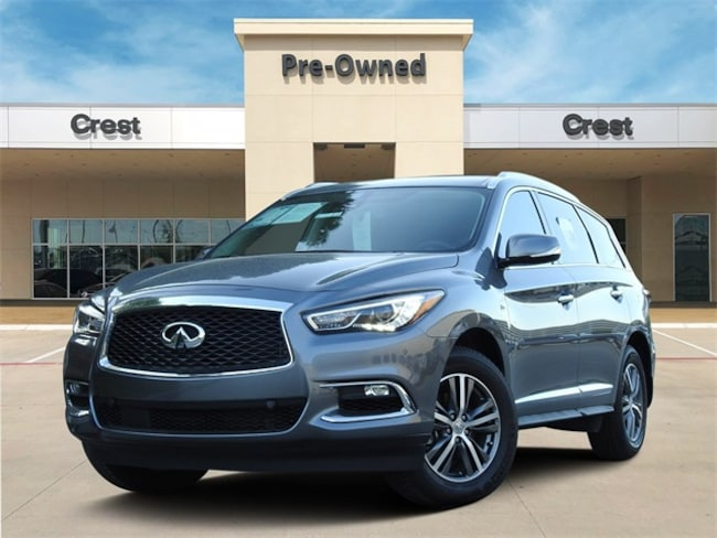 2020 INFINITI QX60 Luxe AWD Essential Pro-Assist Certified SUV