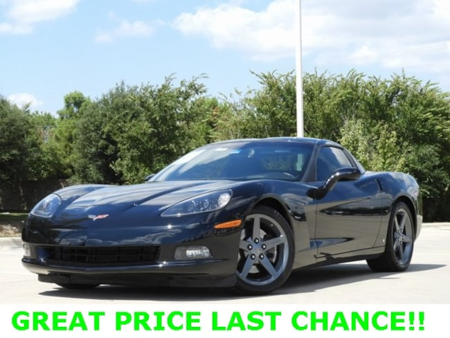 2007 Chevrolet Corvette LT Coupe
