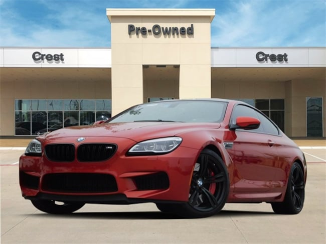 2017 BMW M6 RWD Coupe