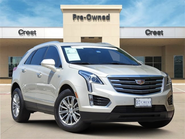 2017 CADILLAC XT5 AWD Luxury Drivers Awareness Advanced Security Na SUV
