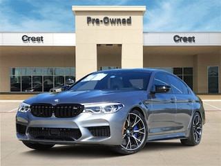 2019 BMW M5 Competition AWD Sedan