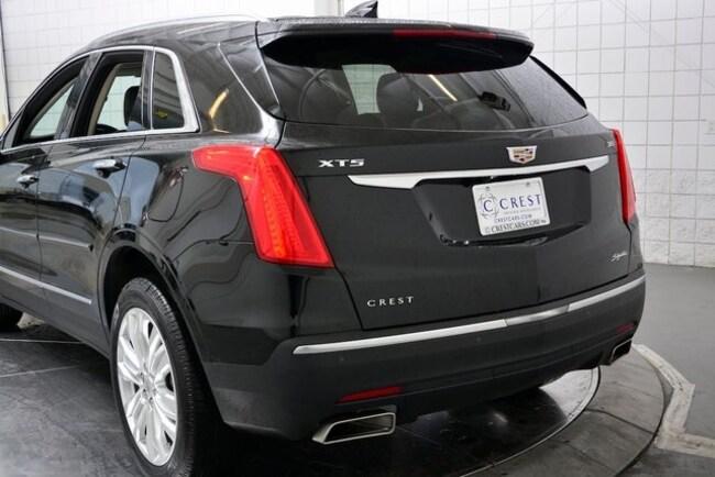 Used 2017 Cadillac Xt5 For Sale At Crest Cars Vin 1gykncrsxhz171713