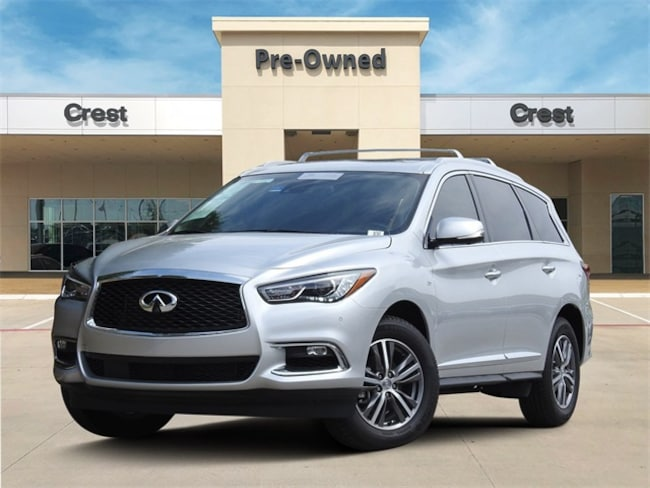 2020 INFINITI QX60 Luxe AWD Essential Certified SUV