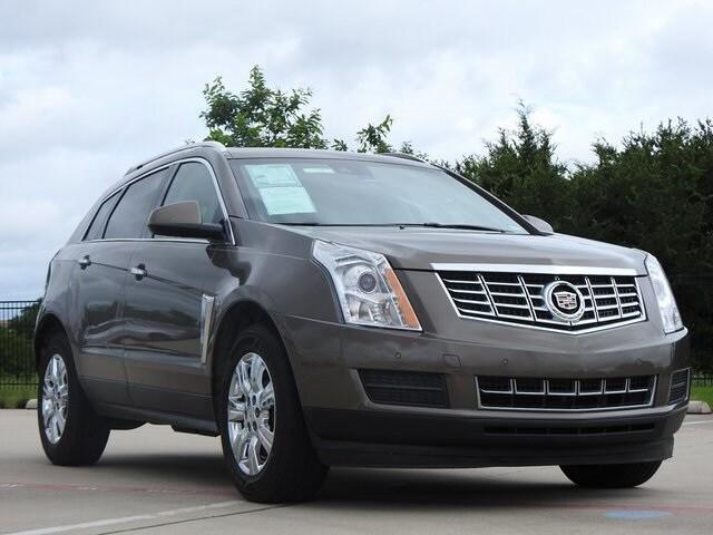 2014 CADILLAC SRX Luxury Drivers Awareness 18 Wheel Pkg. SUV