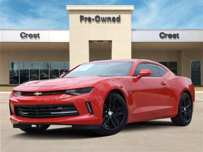 2017 Chevrolet Camaro 1LT RS Coupe