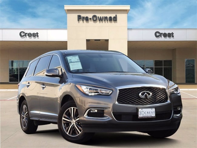 2018 INFINITI QX60 Certifed SUV