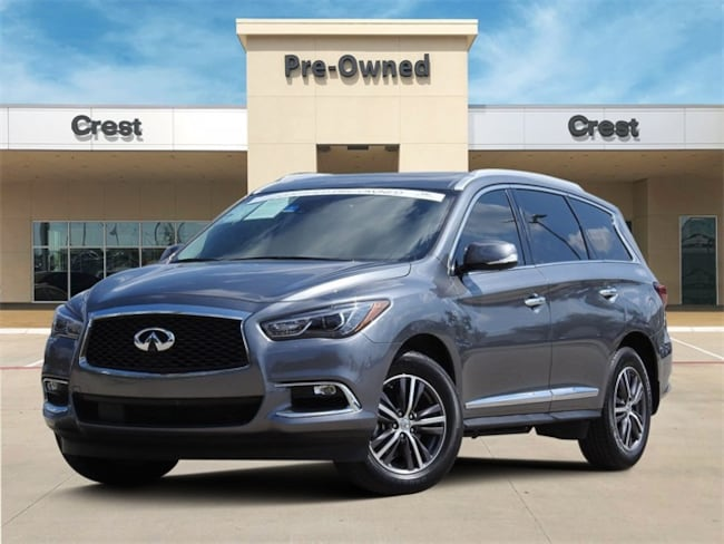 2019 INFINITI QX60 Luxe Essential Package Certified SUV